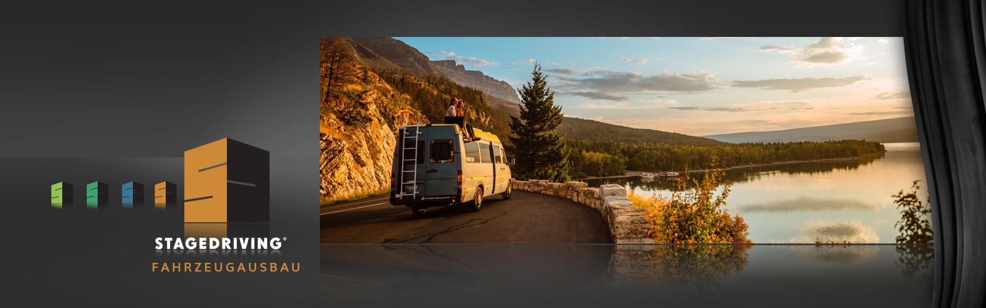 stagedriving campervan